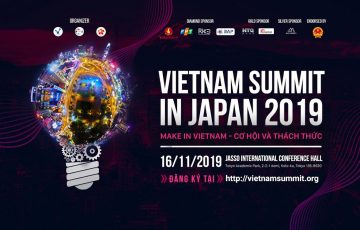 VIETNAM SUMMIT IN JAPAN 2019